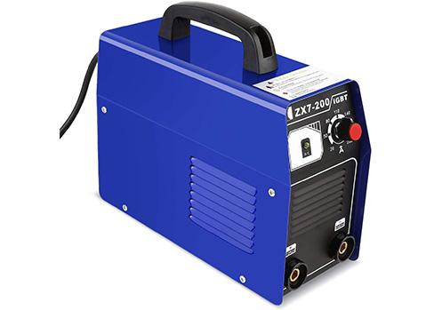 Equipo electrico de soldar inverter FIXKIT Blue ZX7-200 DC barato