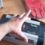 soldadora inverter cevik elvolution 20 de 160A